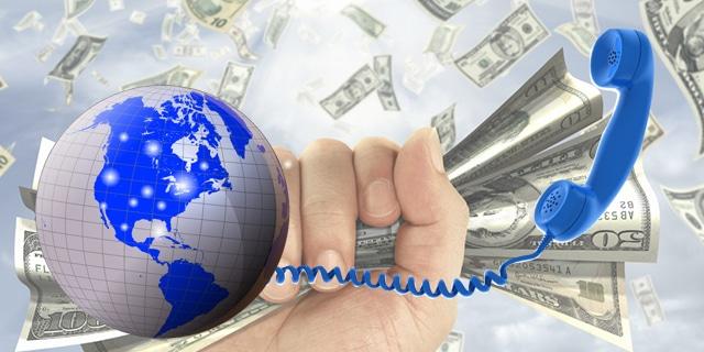 کاهش هزینه تلفن